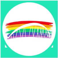 Logo Alessandria Pride