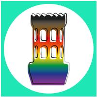 Logo del Vercelli Pride