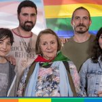 Addio a Tina Costa, staffetta partigiana testimonial dell'ultimo Roma Pride – VIDEO