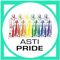 Logo dell'Asti Pride