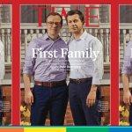 """""""Perché no?"""" Il candidato dem alla Casa Bianca pensa a un figlio con il marito"""