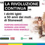 """Domani Porpora Marcasciano a Roma: """"La rivoluzione continua. Ecco perché bisogna ancora lottare"""""""