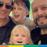 """Sergio Lo Giudice: """"E' ufficiale: i miei figli hanno finalmente due papà"""""""