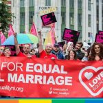 L'omofobia cresce dove le coppie dello stesso sesso non sono riconosciute