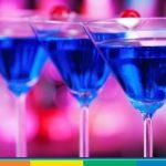 """In cucina con l'arcobaleno, ricetta """"in blu"""": oggi si vola con l'angelo azzurro"""
