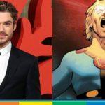 Eternals, Richard Madden sarà il primo super eroe gay della Marvel