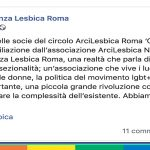 Anche Roma molla ArciLesbica: nasce Differenza Lesbica Roma