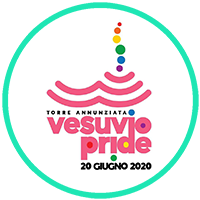 Vesuvio Pride 2020 logo
