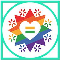Abruzzo Pride 2020 logo