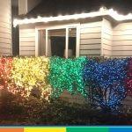 Seattle, 10.000 lucine di Natale arcobaleno contro i vicini bigotti