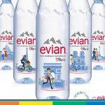 Evian e la risposta semplice e diretta agli omofobi sui social