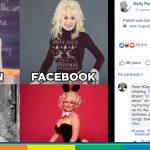 Tutti pazzi per il Dolly Parton Challenge – FOTO