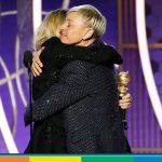 """Il bellissimo discorso di Kate McKinnon ai Golden Globes: """"Grazie Ellen per avermi dato una possibilità"""""""