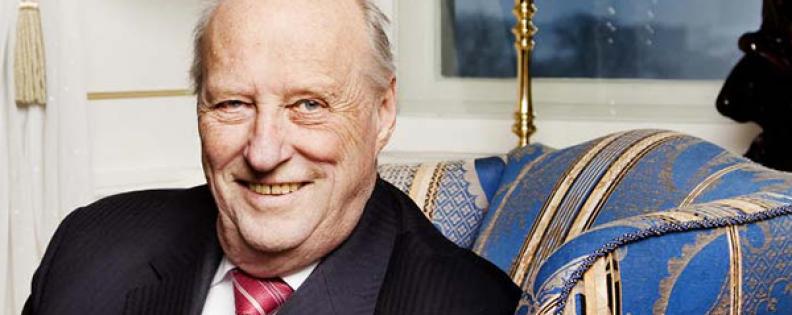 Il toccante discorso del re norvegese a sostegno della comunità LGBT