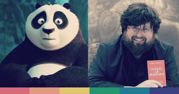 Adinolfi: u201ckung fu panda ha due papàu201d. twitter si scatena