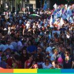 """Il Torino Pride: """"Noi insieme al Roma Pride per l'autodeterminazione dei corpi"""""""