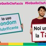 #SoQuelloCheFaccio: come proteggersi dall'Hiv spiegato in una campagna social