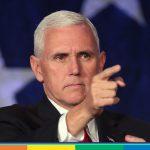 Mike Pence sarà relatore a un evento omofobo: è polemica