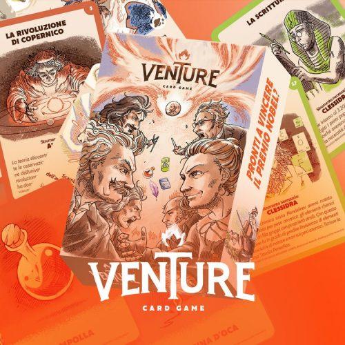 Gioco di carte Venture
