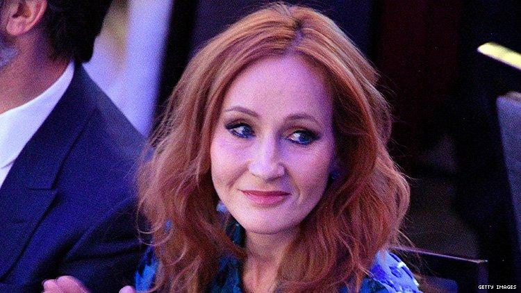 Ancora polemiche sulle parole di J.K. Rowling