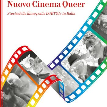 "Copertina del libro di Emanuele Liotta ""Nuovo Cinema Queer"""