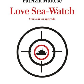 "Copertina del libro ""Love Sea-Watch"" di Maiorana / Maltese"