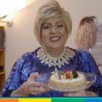 Peperita, la pasticcera drag queen che porta l'arcobaleno a Bake Off Italia