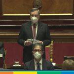Cosa ha detto Draghi sulle politiche di genere nel suo discorso per la fiducia